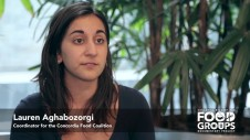 Lauren-Aghabozorgi-on-what-the-CFC-Concordia-Food-Coalition-is