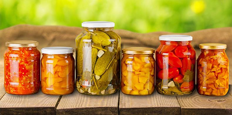 Photo: Season Jars